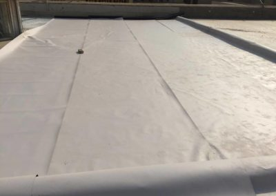 Roofing with Sika Sarnafil System